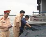Ra quân đảm bảo an toàn giao thông đường thủy mùa mưa lũ