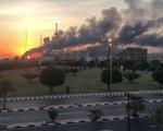 Các cơ sở dầu khí Aramco ở Saudi Arabia bị máy bay không người lái tấn công