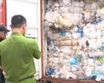 Trục xuất hàng nghìn container phế liệu