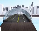 TP.HCM khởi động dự án cầu đi bộ vượt sông Sài Gòn