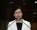 Trưởng đặc khu Hong Kong, Trung Quốc nói sẽ từ chức nếu có thể