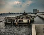 Jakarta (Indonesia) đang chìm dần xuống nước do biến đổi khí hậu