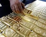 Giá vàng trong nước giảm mạnh tới 550.000 đồng/lượng - ảnh 1