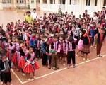 Học sinh miền núi Hòa Bình sẵn sàng đón năm học mới