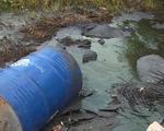 Nhức nhối vấn nạn đổ trộm chất thải tại nhiều địa phương - ảnh 1