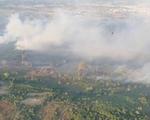 Nỗ lực dập tắt cháy rừng tại Tây Ban Nha