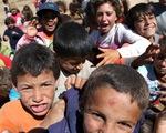 Hàng nghìn trẻ em Syria không được đến trường trong năm học mới