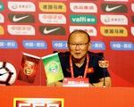 HLV Park Hang Seo: U22 Việt Nam chơi tốt hơn cả sự mong đợi trước U22 Trung Quốc