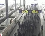 Đường sắt cao tốc - Lựa chọn hàng đầu trong đợt Xuân vận ở Trung Quốc - ảnh 1