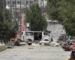 Taliban tấn công xe chở binh lính Mỹ tại Afghanistan
