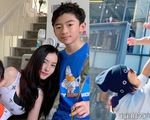Vì các con trai, Trương Bá Chi không ngại bay về Hong Kong mỗi ngày