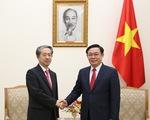Điện mừng kỷ niệm 70 năm ngày thiết lập quan hệ ngoại giao Việt Nam - Trung Quốc - ảnh 1