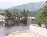 Đầu tư xây kè chống xói lở ở xã Vĩnh Lương, Nha Trang