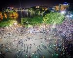 Hà Nội đồng ý mở lại phố đi bộ Hồ Gươm từ ngày 12/3