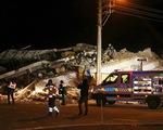 Động đất tại Thổ Nhĩ Kỳ, 18 người thiệt mạng