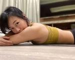 Hậu bê bối ngoại tình, Á hậu Hong Kong 2012 mong nội tâm yên ổn