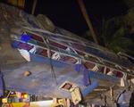 Mùng 1 Tết, lật xe khách 26 người bị thương ở Phú Yên