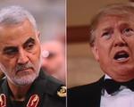 Tổng thống Mỹ ra lệnh phóng tên lửa tiêu diệt Tướng Iran