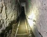 Phát hiện đường hầm buôn lậu dài kỳ lục nối Mexico với Mỹ