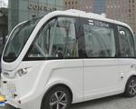 Nhật Bản triển khai xe bus tự lái miễn phí