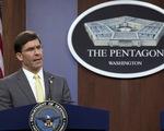 Mỹ đề nghị triển khai tên lửa Patriot đến Iraq để đề phòng Iran