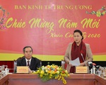 Bộ trưởng Nguyễn Chí Dũng làm Trưởng ban Chỉ đạo Tổng điều tra Kinh tế Trung ương năm 2021 - ảnh 1