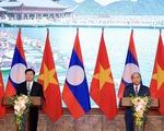 Họp Ủy ban Liên Chính phủ Việt Nam - Lào