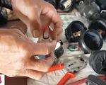 Công nghệ tân trang đồng hồ đo nước cũ