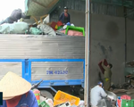 Cơ sở thu mua phế liệu giữa phố - 'Bom lửa' trong khu dân cư tại Nha Trang