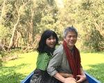 Thanh Lam hạnh phúc bên bạn trai bác sĩ