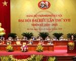 Hôm nay (12/10), khai mạc Đại hội Đảng bộ TP Hà Nội nhiệm kỳ 2020 - 2025