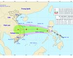Áp thấp nhiệt đới đi vào Biển Đông, gió giật cấp 9