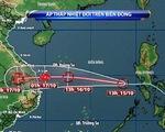 Áp thấp nhiệt đới gây mưa to ở Bắc Bộ, Bắc Trung Bộ , nguy cơ lũ quét, sạt lở đất ở miền núi