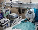 Số ca nhiễm mới COVID-19 tăng cao kỷ lục tại Nga