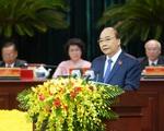 Thủ tướng mong muốn TP.HCM giữ vững vai trò đầu tàu kinh tế của cả nước