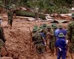 CẬP NHẬT: Tìm thấy 7 thi thể trong số 13 cán bộ, chiến sĩ mất tích