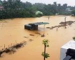Mưa lũ phức tạp, Đà Nẵng, Thừa Thiên - Huế cho học sinh nghỉ học