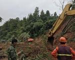 CẬP NHẬT Vụ sạt lở khiến 22 quân nhân mất tích: Đã tìm thấy 8 thi thể
