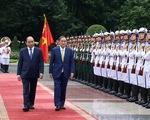 [INFOGRAPHIC] Quan hệ Đối tác chiến lược sâu rộng Việt Nam và Nhật Bản - ảnh 2