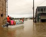 Nhiều đơn vị trên cả nước hỗ trợ miền Trung khắc phục hậu quả lũ lụt