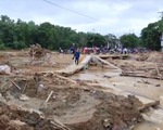 Khẩn trương khắc phục giao thông vùng núi Quảng Trị trước bão số 8