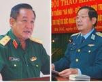 Bộ Quốc phòng có 2 Thứ trưởng mới