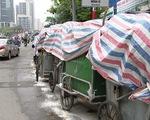 Bãi rác Nam Sơn hoạt động trở lại 'cứu nguy' đường phố Hà Nội