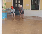 Miền Trung vừa khắc phục hậu quả mưa lũ, vừa chống bão số 9