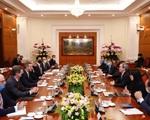 Thúc đẩy hoạt động đầu tư thương mại giữa Việt Nam - Hoa Kỳ