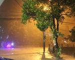 Tối và đêm 27/10, bão số 9 gây mưa rất to kèm gió mạnh từ Thừa Thiên-Huế đến Phú Yên