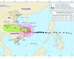 Bão số 9 áp sát ven biển Đà Nẵng đến Phú Yên, gây mưa to ở nhiều nơi