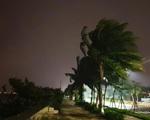 Bão số 9 đang gây mưa to, gió lớn ở nhiều nơi