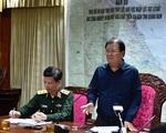 Thành lập Sở Chỉ huy tiền phương tìm kiếm các nạn nhân sạt lở ở Quảng Nam