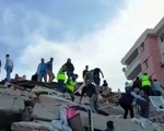 Động đất mạnh tại Thổ Nhĩ Kỳ và Hy Lạp